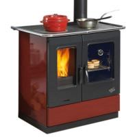 Cuisinière à bois sans bouilleur GODIN - 241100CARMIN pas cher