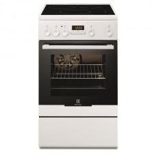 Cuisinière induction ELECTROLUX - EKI54551OW pas cher