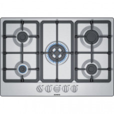 Table de cuisson gaz SIEMENS - EG7B5QB90 pas cher