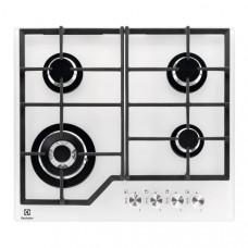 Table de cuisson gaz ELECTROLUX - KGG6436W pas cher