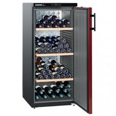 Cave à vin vieillissement LIEBHERR - WK161 pas cher