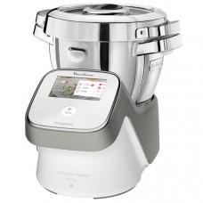 Robot Cuiseur MOULINEX i-Companion Touch XL - HF936E00 pas cher