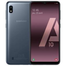 Smartphone sans abonnement SAMSUNG GALAXY A 10 NOIR V 2 pas cher