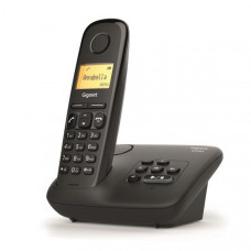 Téléphone résidentiel avec répondeur GIGASET - AL170ANOIR pas cher