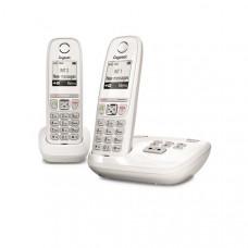 Téléphone résidentiel avec répondeur GIGASET - AS470ADUOW pas cher