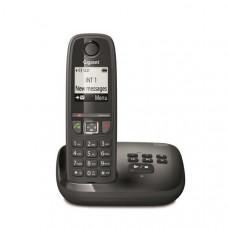 Téléphone résidentiel avec répondeur GIGASET - AS470ANOIR pas cher