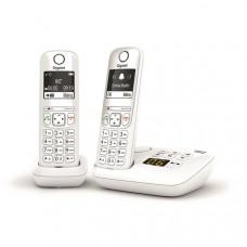 Téléphone résidentiel avec répondeur GIGASET - AS690ADUOW pas cher
