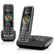 Téléphone résidentiel avec répondeur GIGASET - C530ADUO