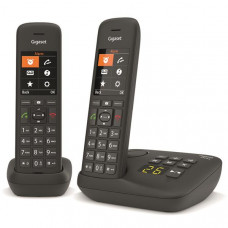 Téléphone résidentiel avec répondeur GIGASET - C575ADUO pas cher