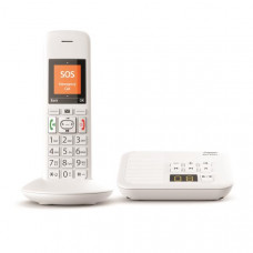 Téléphone résidentiel avec répondeur GIGASET - E370A pas cher