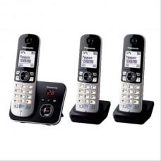 Téléphone résidentiel avec répondeur PANASONIC - KXTG6823 pas cher