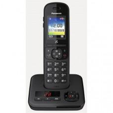 Téléphone fixe sans fil bloqueur appels publicitaires PANASONIC KX-TGH720 pas cher