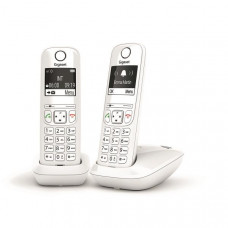 Téléphone résidentiel sans répondeur GIGASET - AS690DUOW pas cher