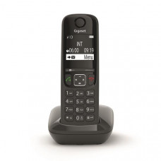 Téléphone résidentiel sans répondeur GIGASET - AS690NOIR pas cher