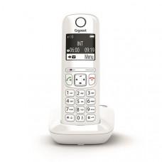 Téléphone résidentiel sans répondeur GIGASET - AS690W pas cher