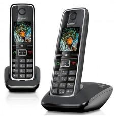 Téléphone résidentiel sans répondeur GIGASET - C530DUO