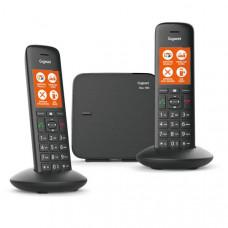 Téléphone résidentiel sans répondeur GIGASET - C570DUO