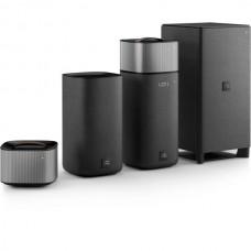 Barre de son / Système acoustique pack enceintes amplifiées PHILIPS - E6/12