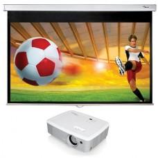 Vidéoprojecteur Multimédia OPTOMA - W400+OPE